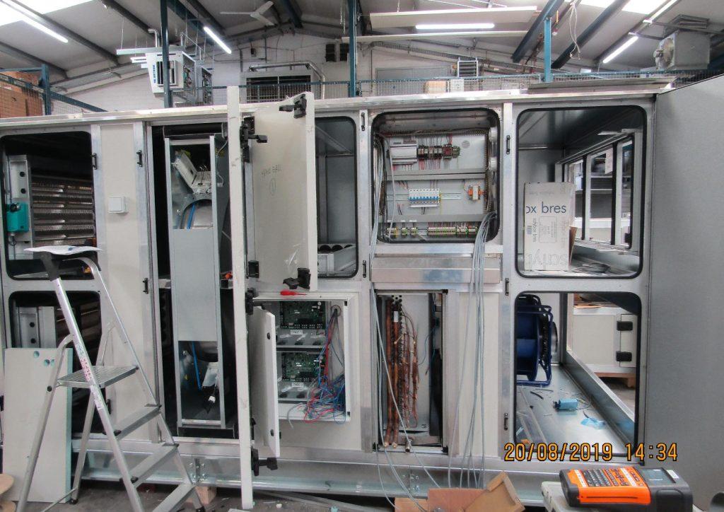 Air Handling Units Refurbishment